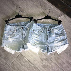 Shorts bundle!!